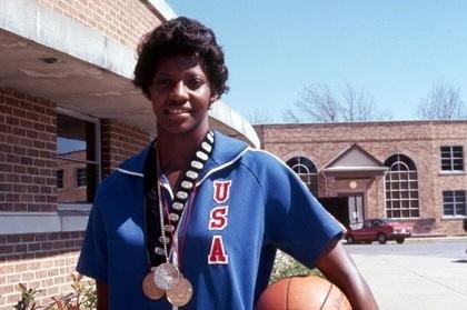 Лусия Харрис была задрафтована в НБА