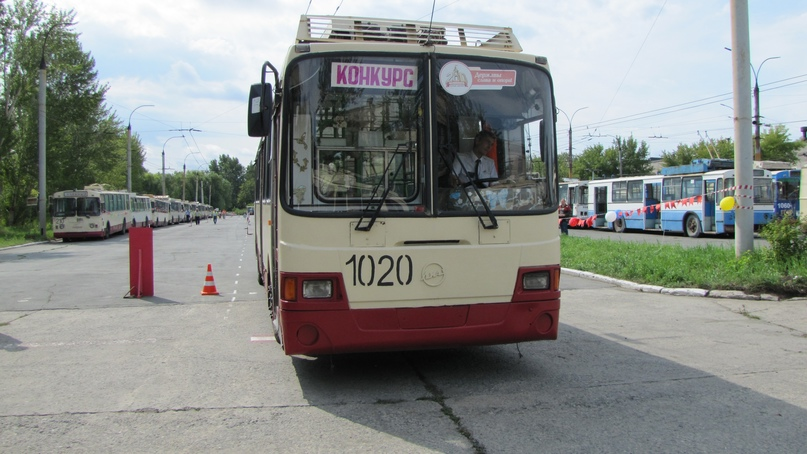 Конкурс профессионального мастерства среди водителей троллейбуса— 2021., изображение №77