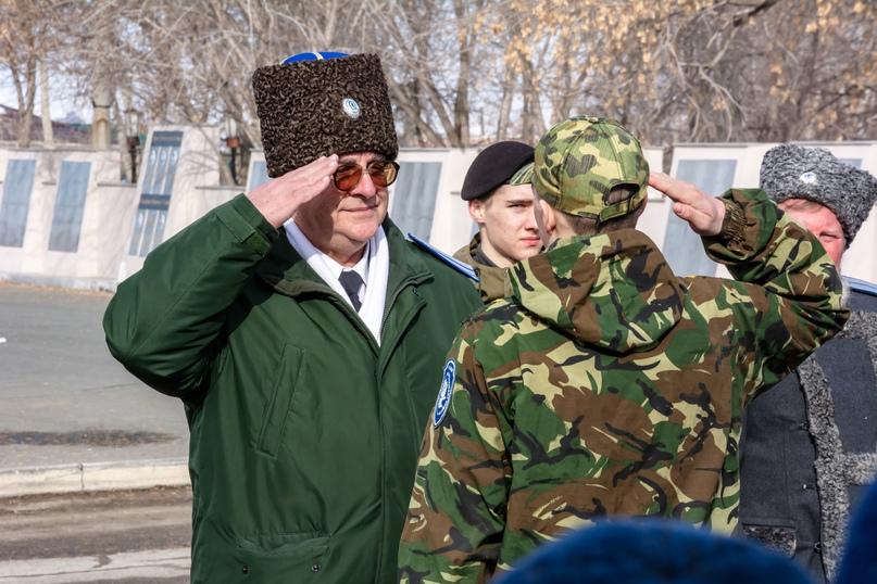 Уйские казаки и казачата провели военно-патриотическую игру, изображение №4