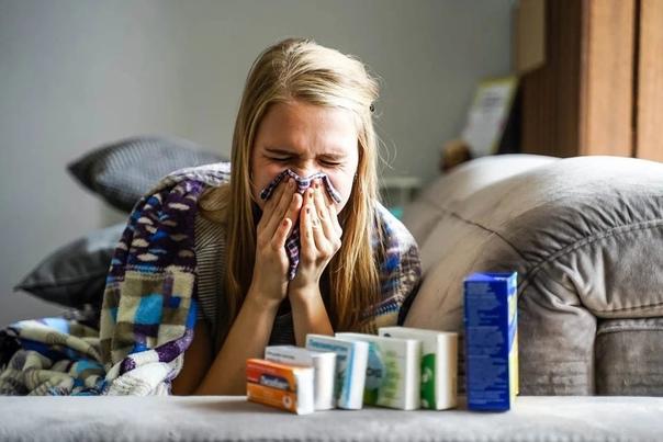 В Самарской области ОРВИ и грипп за неделю подкоси...