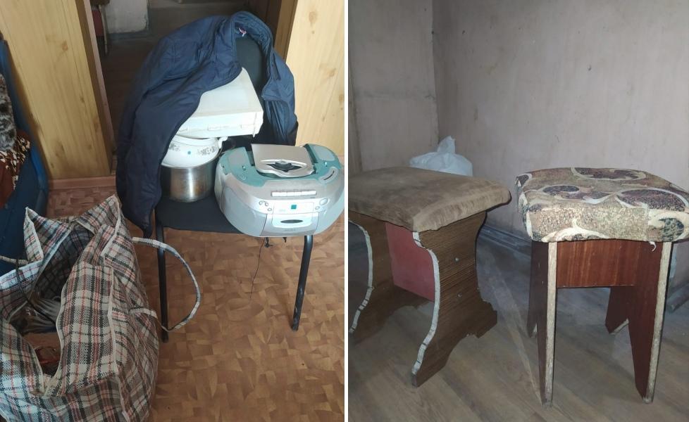 В Кимрах 38-летний рецидивист совершил кражу имущества из квартиры