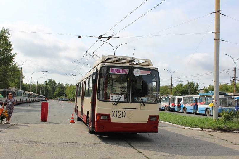 Конкурс профессионального мастерства среди водителей троллейбуса— 2021., изображение №81