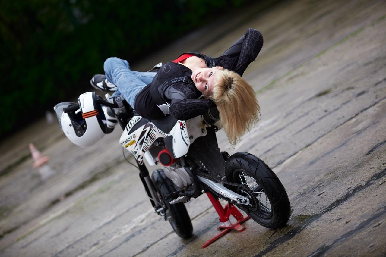 Путь от хомячка до мотоциклиста (классика)