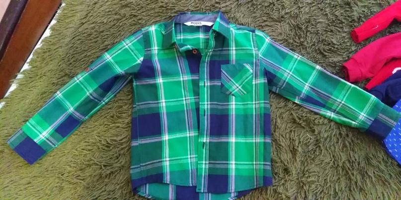 Рубашки 3-4года состояния новых каждая   Объявления Орска и Новотроицка №23818