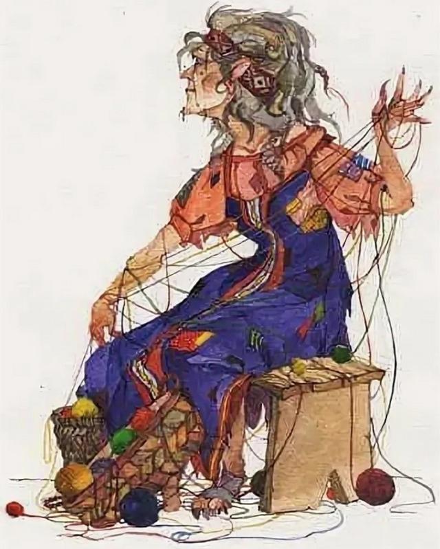 Познакомьтесь: Кикимора! интересное про Кикимору, сказочные герои, фолклорные персонажи,