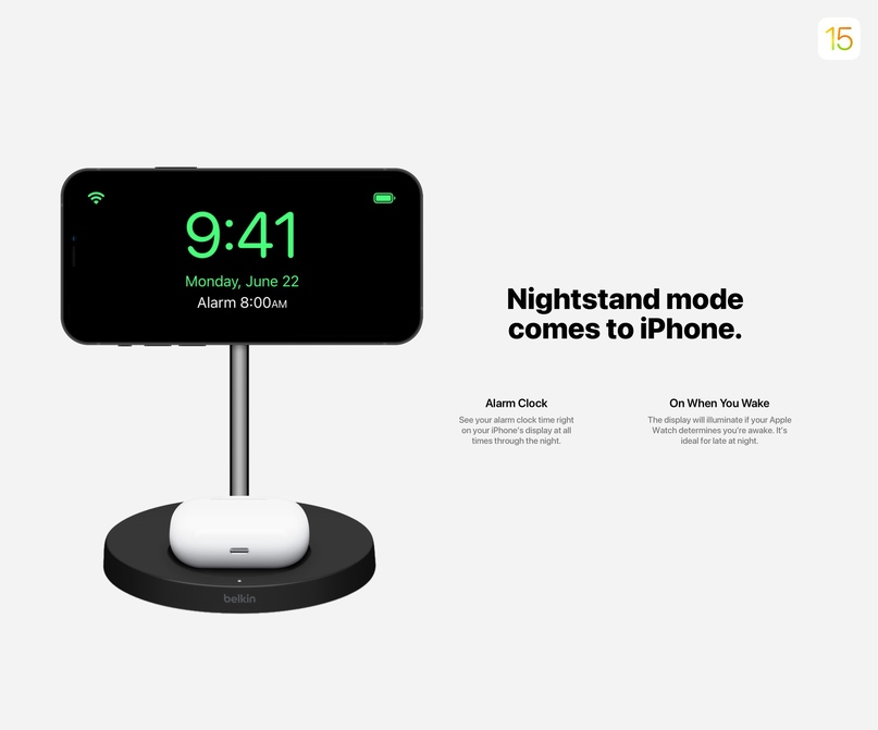 50 нововведений iOS 15 показали в новом концепте, изображение №8
