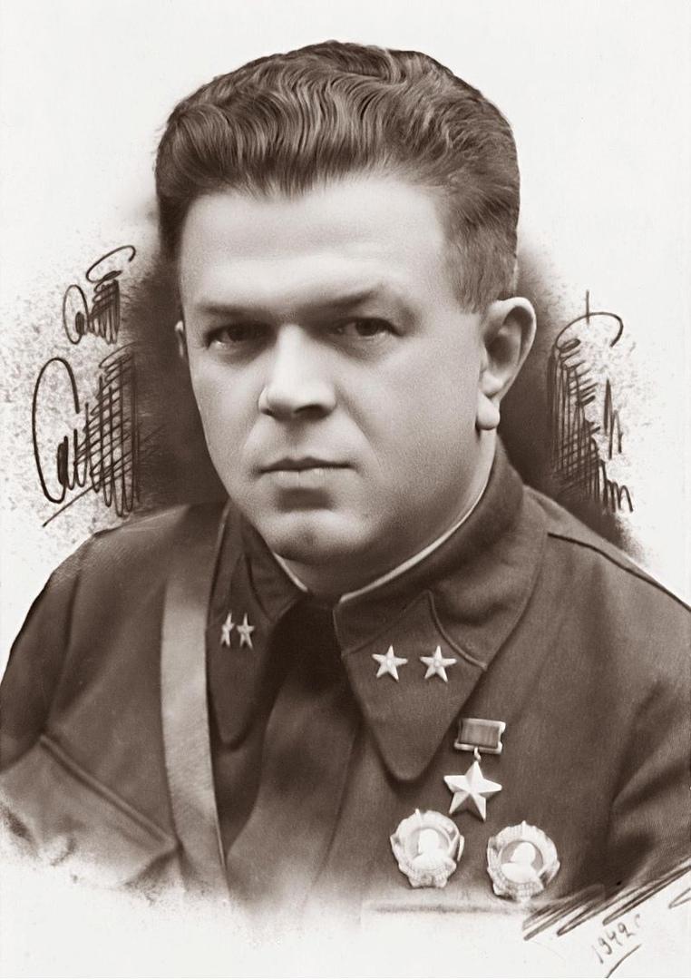 Иван Петрович Журавлёв