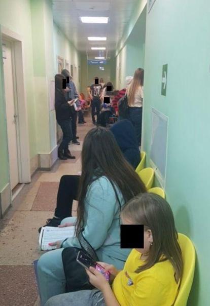 в детской поликлинике №2, что в Заводском районе Новокузнецка по улице Клименко, я наблюдала печальную... [читать продолжение]