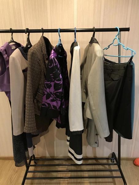 Женская одежда в офисном стиле. Все в одном размер...