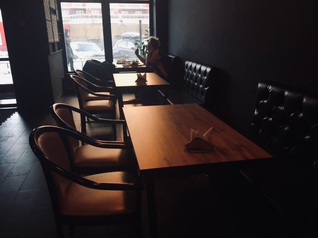 Кафе Ереванский Дворик