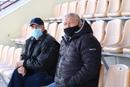Друзья! Всем спасибо, что пришли сегодня на стадион поддержать команду, несмотря на погоду и прочие возможные обстоятельства!