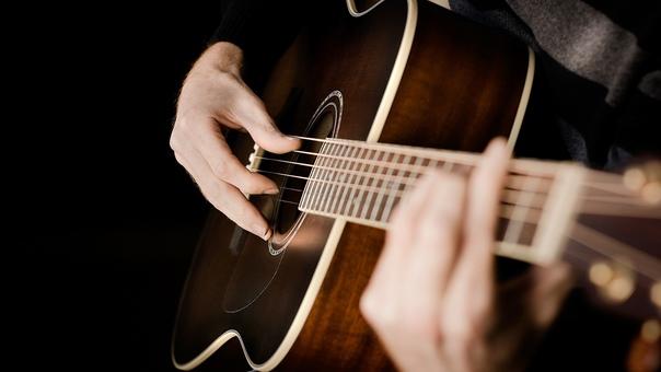 9 мая планируется молодежный концерт гитарной музыки на сцен
