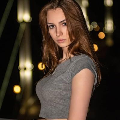 Анджелика Понамарева