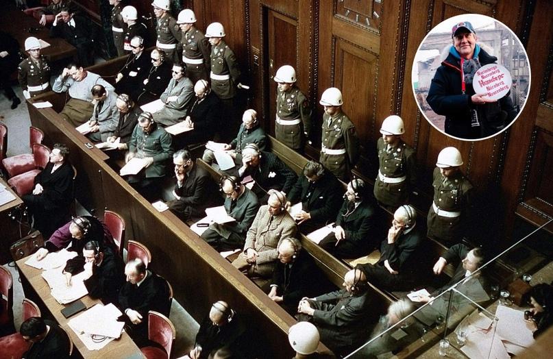 Режиссёр «Легенды №17» приступил к съёмкам фильма о Нюрнбергском процессе.