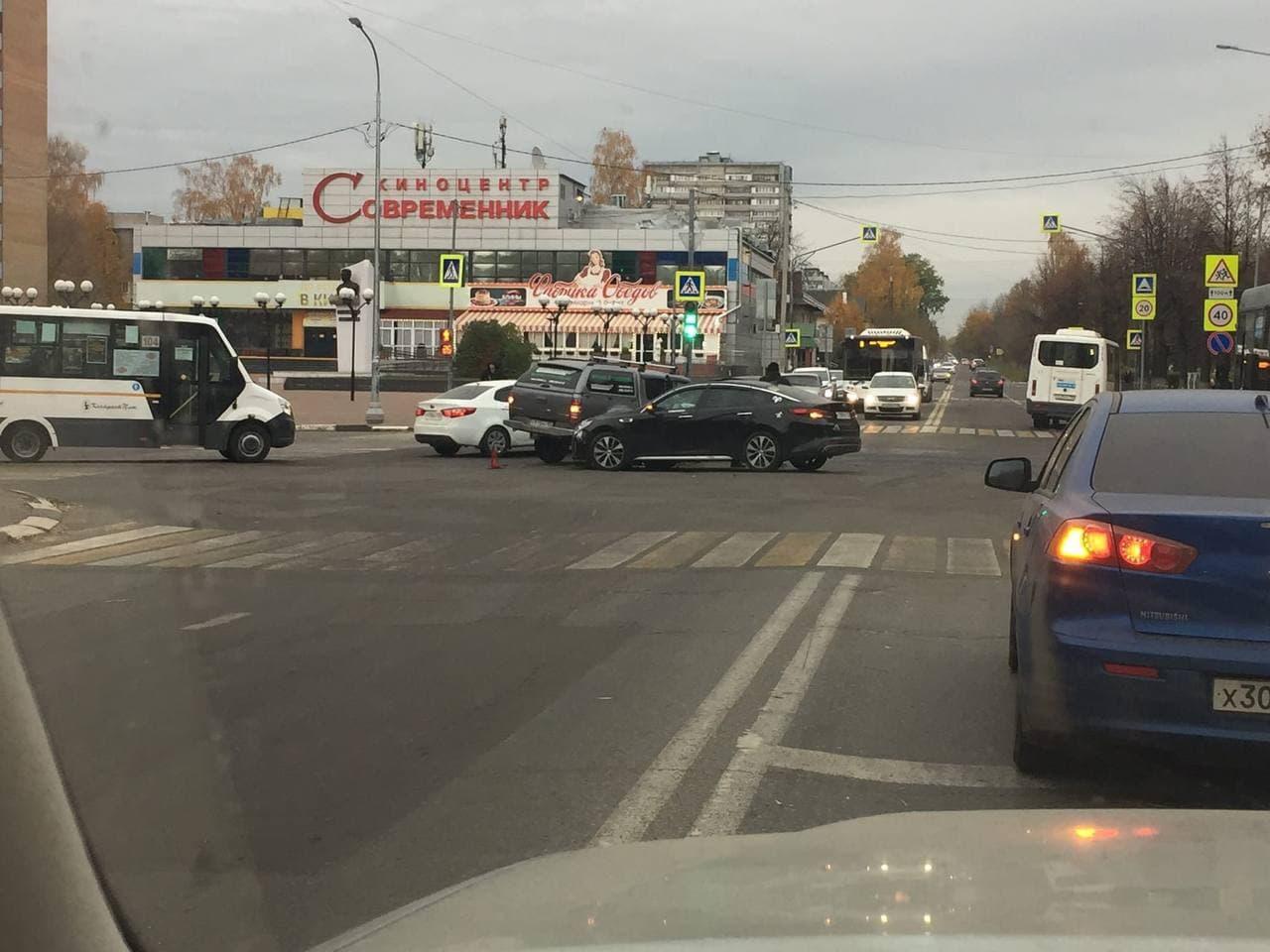 Электросталь, Подмосковье