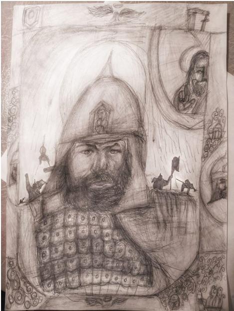 Якутская епархия подвела итоги конкурса «Александр Невский: воин, князь, святой», изображение №6