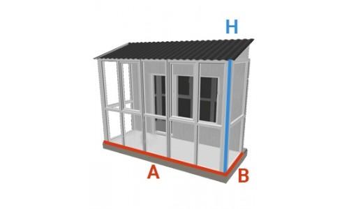 Преимущества теплого остекления балконе СПб