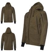 F2 хаки, флисовая куртка