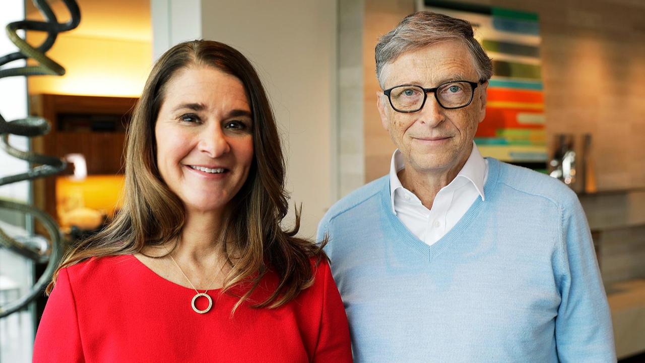 Билл Гейтс объявил о разводе