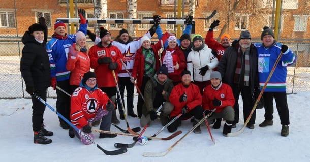 Центром развития хоккея на валенках в Удмуртии