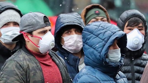 В Петербурге может стать меньше мигрантовВ этом году кабм...
