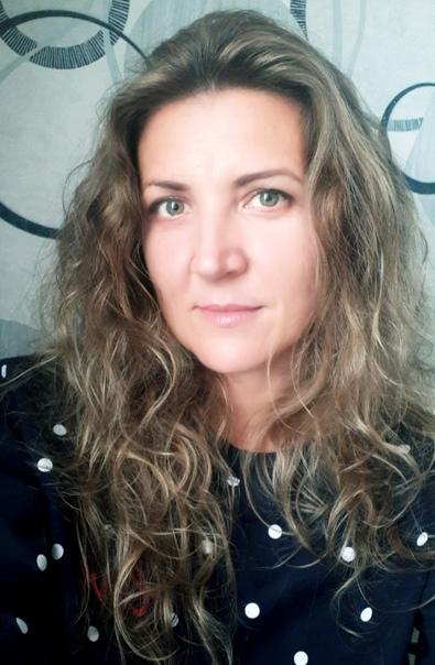 Ирина Тихомирова, Череповец, Россия