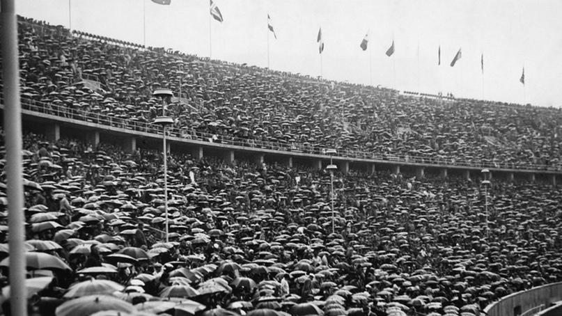 Как это было. Первая гандбольная Олимпиада. Ручной мяч 11 на 11 в антураже нацистской Германии, изображение №4