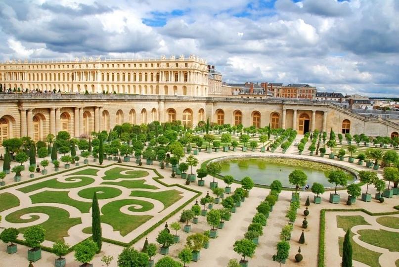 Обзор курорта Версаль (Франция), изображение №1