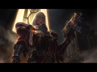 Lion Heart ⚜️ Adeptas Sororitas: The ultimate tribute to the Sisters of battle [MV]