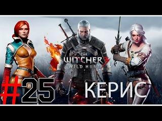 #25. Ведьмак 3: Дикая Охота (Witcher 3) Спасение Керис и школа медведя