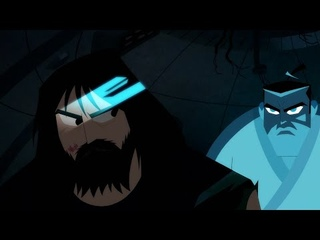 Samurai Jack Talks With His Past Self(Season 5)