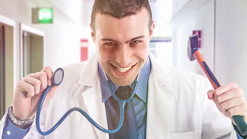 Самые Худшие Доктора в Мире Кто Их На Работу Брал
