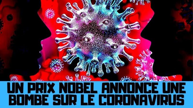 Un prix Nobel annonce une bombe le coronavirus possède du code VIH
