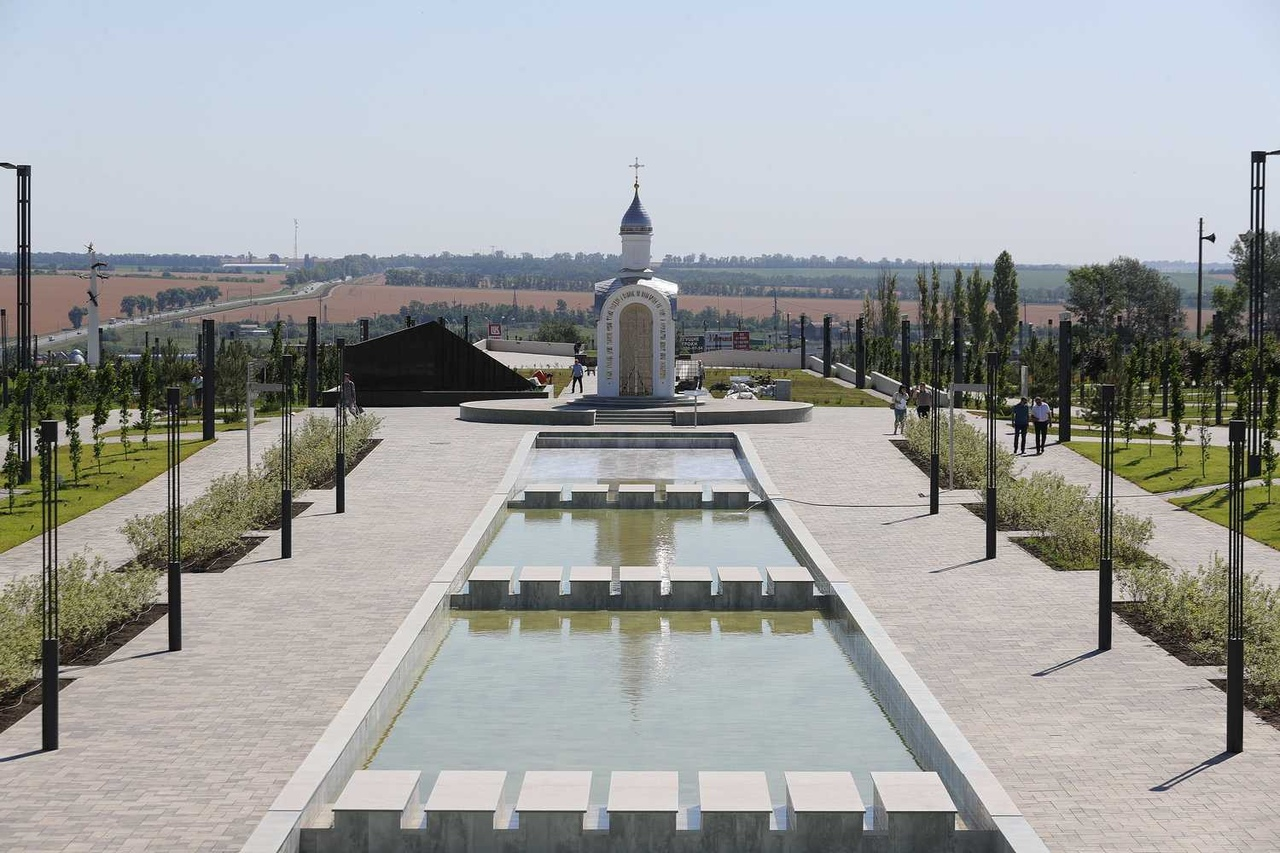 Губернатор Василий Голубев: 30 августа откроет двери лучший музей области «Самбекские высоты»