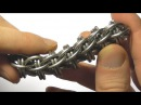 CLOSEUP: FIRE WYRM CHAINMAILLE WEAVE TUTORIAL