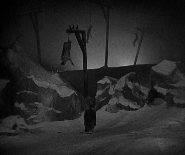 Подборка кадров из фильма Человек, который смеётся, 1928 год. Режиссёр: Пауль Лени