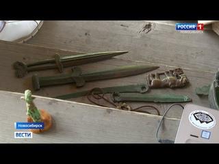Чёрные копатели-археологи мешают развитию новосибирской официальной науки