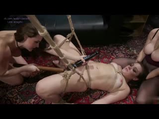 Chanel Preston, Penny Pax, Kimber Woods - Service Slut Training, lesbian anal