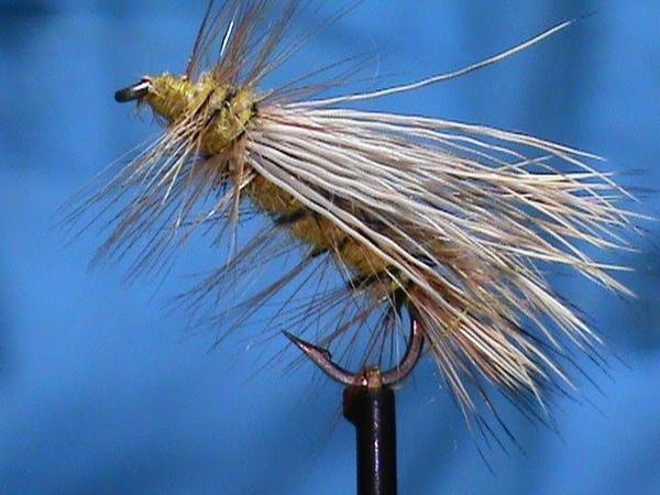 Fly Tying a Gartside Elk Hair Stonefly with Jim Misiura