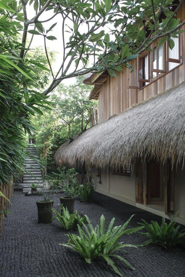 Гостевой дом на Бали по проекту Studio Jencquel