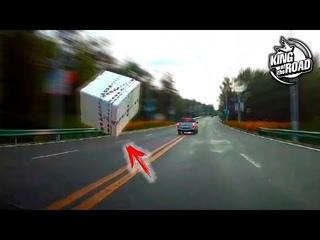 Невероятно. Что может пойти не так? Неожиданные ситуации на дороге.