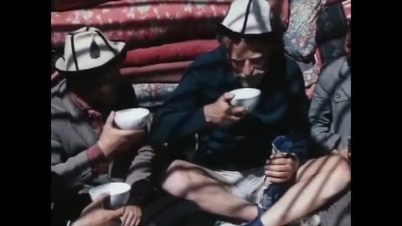 из х ф Три дня в июле 1978 Popcorn El Bimbo