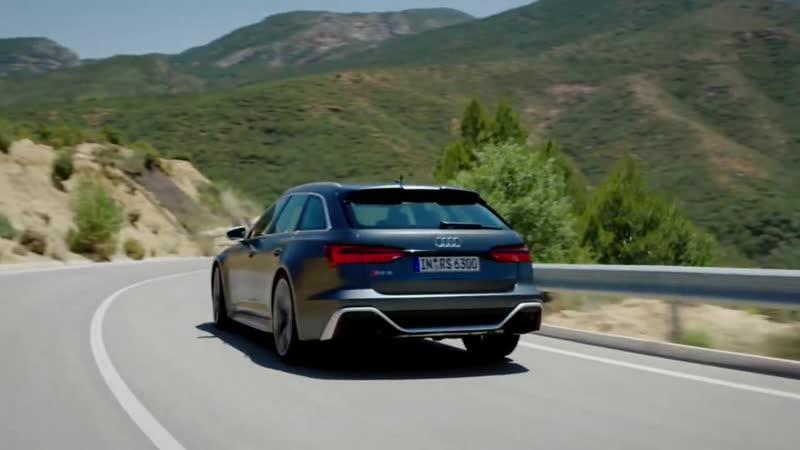 Music clip Pet Shop Boys Its a Sin Cover Audi RS
