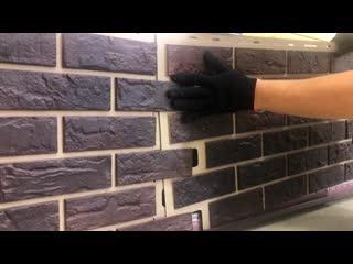 Фасадные панели - инструкция по монтажу. Монтаж фасадных панелей своими руками
