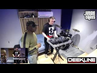 Deekline feat. MC Det - Jungle Cakes Lockdown 10/07/2020