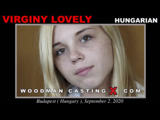 Virginy Lovely - Casting X 228 - Anal Sex Casting Teen Babe Hardcore First Time Petite Cutie Blonde Young Swallow, Porn, Порно