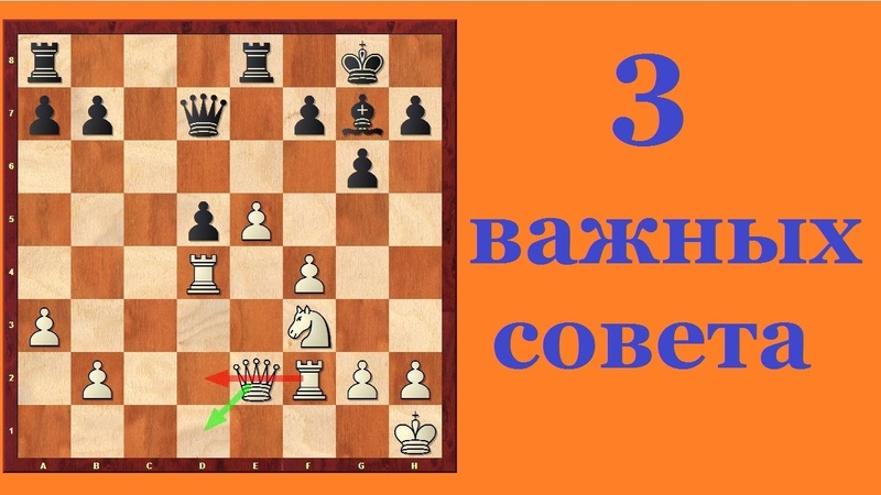 3 СОВЕТА ЛЮБИТЕЛЯМ ШАХМАТ. Школа шахмат d4-d5 3 cjdtnf k.,bntkzv if[vfn. irjkf if[vfn d4-d5