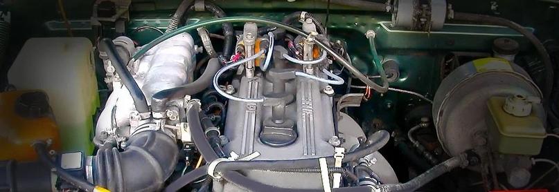 Долговечный двигатель ЗМЗ (ZMZ) с конструктивно простым ГРМ., изображение №14