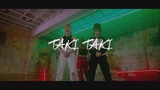 [Special Clip] Dreamcatcher(드림캐쳐) 지유, 수아, 유현 'Taki Taki' (Choreography by 수아)