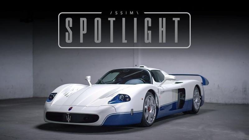 Maserati MC12 the Enzo Race Car ISSIMI Spotlight feat Jason Cammisa Ep 03